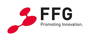 Logo: FFG Promoting Innovation.